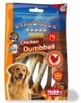 Nobby - ГЕРМАНИЯ / germany Лакомство StarSnack Barbecue CHICKEN DUMBBELL 70 гр (valen 70015 Лакомство StarSnack Barbecue CHICKEN DUMBBELL 70 гр)