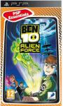 D3 Publisher Ben 10 Alien Force (PSP) Játékprogram