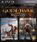 Sony God of War Collection (PS3) Játékprogram