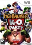 Electronic Arts FaceBreaker K.O. Party (Wii) Játékprogram