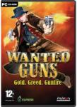 Fusion Software Wanted Guns (PC) Játékprogram
