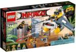 LEGO The Ninjago Movie - Manta Ray Bomber (70609)