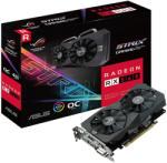 ASUS Radeon RX 560 OC 4GB GDDR5 128bit PCIe (ROG-STRIX-RX560-O4G-GAMING) Videokártya