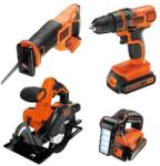 Black & Decker BDC4KITB-QW
