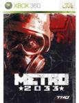 THQ Metro 2033 (Xbox 360) Játékprogram