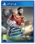 Alternative Software Rugby League Live 4 (PS4) Játékprogram