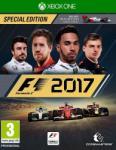 Codemasters F1 Formula 1 2017 [Special Edition] (Xbox One) Játékprogram
