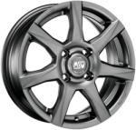 MSW 77 Matt Dark Grey CB63.34 4/108 16x7 ET37