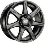MSW 77 Matt Dark Grey CB60.1 5/114.3 15x6 ET45