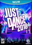 Ubisoft Just Dance 2018 (Wii U)