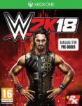 2K Games WWE 2K18 (Xbox One) Software - jocuri