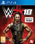 2K Games WWE 2K18 (PS4) Software - jocuri
