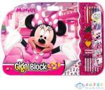 Disney Minnie Egér: 5 Az 1-Ben Giga Színező Kiegészítőkkel (AS Company- SI, ASC-1023-62700)