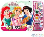 Disney Hercegnők: 5 Az1-Ben Giga Színező Kiegészítőkkel (AS Company- SI, ASC-1023-62696)
