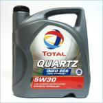 Total Quartz Ineo ECS 5W30 4L