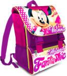 Kids Euroswan Minnie Mouse: ghiozdan - roz (PQ-MI17002)