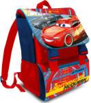 Kids Euroswan Cars 3: ghiozdan - roşu-albastru (PQ-KD-CR17442)