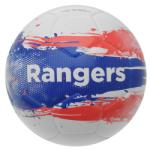Team Футболна топка Team Graphic Football - Rangers