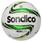Sondico Футболна топка Sondico Aerolite Football - White/Blk/Green