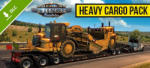 UIG Entertainment American Truck Simulator Heavy Cargo Pack (PC) Játékprogram