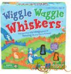 """Learning Resources Tekergő kerítések - """"vonalkázós"""", vagy """"kockázós"""" Wiggle Waggle logikai játék (LR)"""