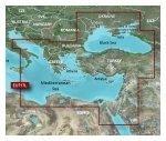 Garmin BlueChart g2 Vision 2012 за Източно Средиземноморие и Черно море