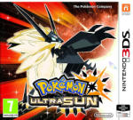 Nintendo Pokémon Ultra Sun (3DS) Játékprogram