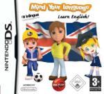 PlayV Mind Your Language Learn English (Nintendo DS) Software - jocuri