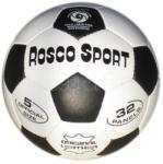 Rosco bőr focilabda, fekete-fehér