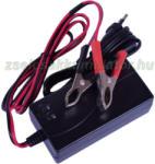 Tolto Zselés akkumulátor töltő 12V 3, 5A töltőáram