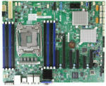 Supermicro MBD-X10SRH-CLN4F Placa de baza