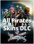 DONTNOD ELEVEN Battlecrew Space Pirates All Pirates Skins DLC (PC) Játékprogram