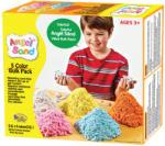 Angel Sand gyurma 5 szín egy dobozban