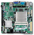 Supermicro X7SPA-L Alaplap