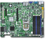 Supermicro X8SI6-F Alaplap