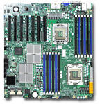 Supermicro X8DTH-iF Alaplap