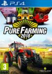 Techland Pure Farming 2018 (PS4) Játékprogram