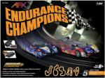 AFX autodráhy 1: 64 HO Peugeot