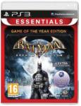 Eidos Batman Arkham Asylum [Game of the Year Edition] (PS3) Játékprogram