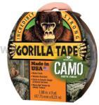 Gorilla Camo Tape szupererős ragasztószalag terepszínű mintával 8, 23mx48mm (3044500)