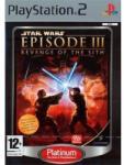 LucasArts Star Wars Episode III Revenge of the Sith (PS2) Játékprogram