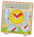 Goki Calendar cu ceas (GOKI58888)