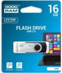 GOODRAM USL2 16GB USB 2.0 USL2-0160K0R11 Memory stick