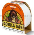 Gorilla White Tape fehér színű szupererős ragasztószalag 48 mm x 10 m (3044611)