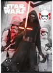 Star Wars kockás füzet - 32 lapos 01