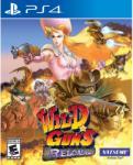 Natsume Wild Guns Reloaded (PS4) Játékprogram