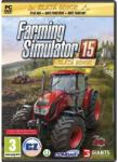 Giants Software Farming Simulator 15 [Gold Edition] (PC) Játékprogram