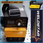 WELDSTAR Compactarc 160 Инверторен електрожен