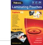 Fellowes Folie laminare A4 125mic 100 buc/set, FELLOWES