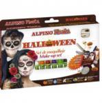 Alpino Set machiaj ALPINO Halloween - 6 culori x 5 gr + accesorii (MS-DL000096)